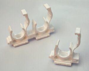 100x-Rohrclips-20-22mm-Mehrschichtverbundrohr-Sanitaer-Heizung-Elektro-Rohrhalter