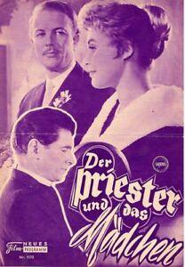 NFP 1.175 - DER PRIESTER UND DAS MÄDCHEN - Rudolf Prack, Willy Birgel 1959 RARE - Wien, Österreich - NFP 1.175 - DER PRIESTER UND DAS MÄDCHEN - Rudolf Prack, Willy Birgel 1959 RARE - Wien, Österreich
