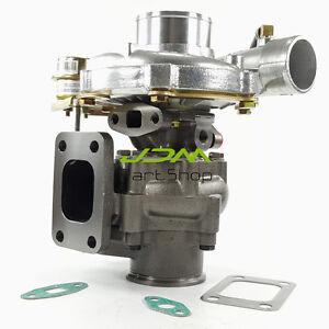 WGT35-GT35-wGT30-T3-T4-T04E-T3-48-Rear-50-A-R-2-5-034-V-band-Turbo-Turbocharger