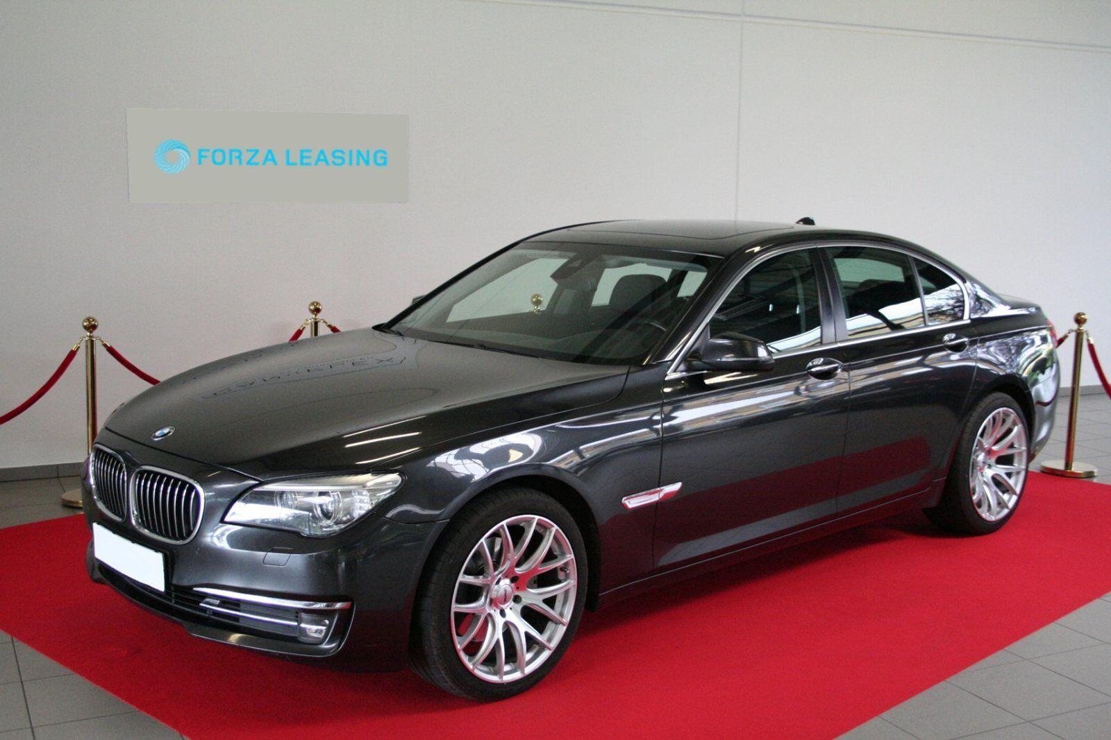 BMW 740d 3,0 aut. 4d