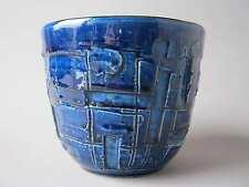 CERAMICA VASO PLANTER art pottery RAYMOR Bitossi Londi bagni aera ITALIAN ITALY