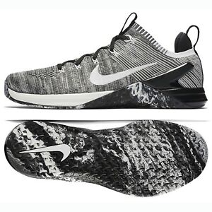 NEW Nike Metcon DSX Flyknit 2 Mens Size 10 Shoes Matte Silver Sail 924423 001