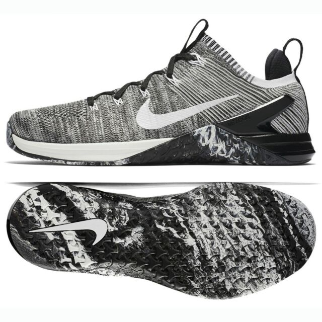 promo code 30ab5 c935a Nike Metcon DSX Flyknit 2 Matte Silver Sail 924423-001 Men s Training Shoes