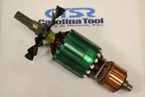 Makita 513696-3 115V Armature Assembly