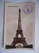 """CPA """"Paris - La Tour Eiffel"""""""