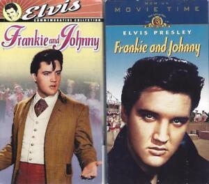 VHS-FRANKIE-AND-JOHNNY-ELVIS-PRESLEY-DONNA-DOUGLAS-NEW