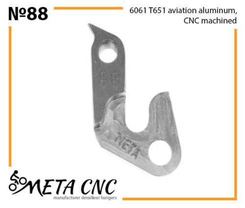 META CNC analogue PILO D68 Derailleur hanger № 88