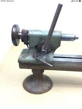 Derbyshire 10 Mm Lathe Lever Feed Tail Stockdraw Bar 2 38 Center