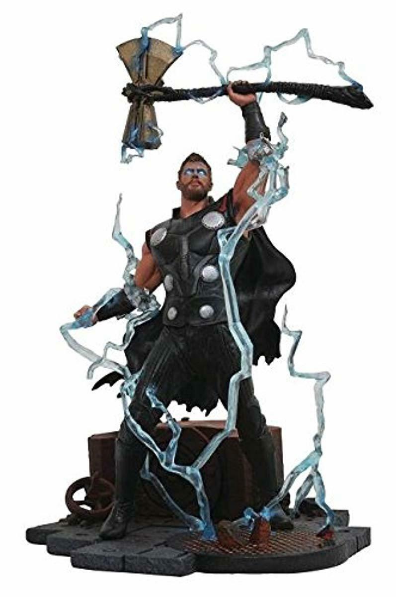 Marvel Avengers Infinity War Movie Thor stormbreaker PVC  Diorama cifra 9   negozio d'offerta