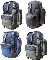 Travel Shoulder Rucksack Flight Air Hiking Camping Day Pack Backpack Bag 50l