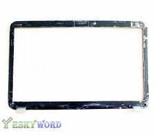 NEW HP DV7 DV7-6000 LCD Front Bezel 17.3 Web Port 665592-001 639398-001 w Cover