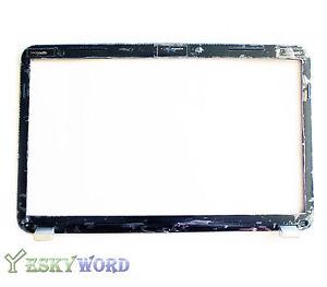 NEW-HP-DV7-DV7-6000-LCD-Front-Bezel-17-3-Web-Port-665592-001-639398-001-w-Cover