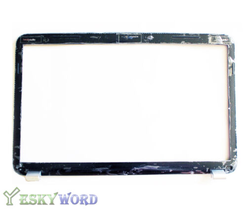NEW HP DV7 DV7-6000 LCD Front Bezel 17.3 Web Port 665592-001 639398-001 w Cover