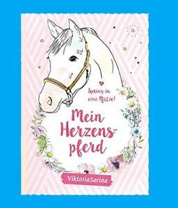 MEIN-HERZENSPFERD-Spring-in-eine-Pfuetze-ViktoriaSarina-Pferdefans-MUST-HAVE
