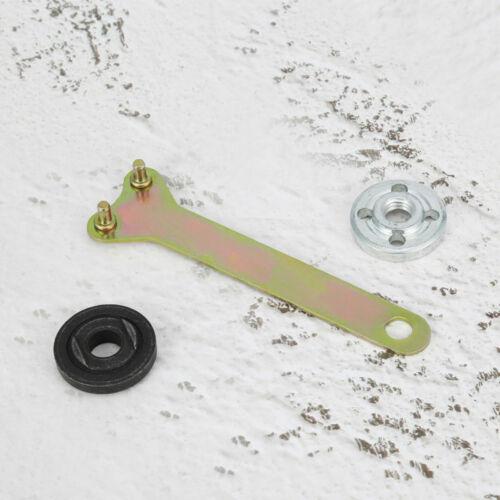 Métal 4 in environ 10.16 cm Meuleuse Clé Clé Verrouillage Écrou Bride Angle Clé Tricoise Outil au