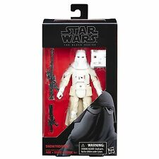 Star Wars Black Series 6 Inch Hoth Snowtrooper - New in hand