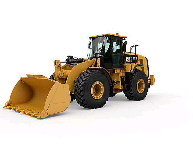 cat 950l stripping for spares