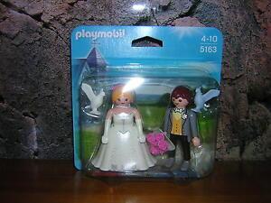 ( A 1 ) 5163  Duo - Pack Brautpaar Hochzeitspaa Hochzeit Braut Bräutig NEU / OVP