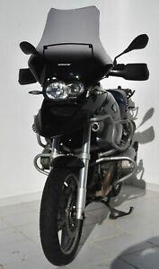Pare-Brise-Bulle-Saute-Vent-ERMAX-HP-15-45-cm-BMW-R-1200-GS-04-12-Clair