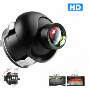 Car Rear View Backup HD Camera Night Vision Reverse Parking Waterproof Back Up