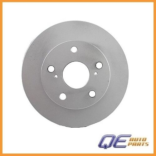 2 Front Disc Brake Rotor Meyle New 40451143 For Toyota Previa 1991 1992 1993