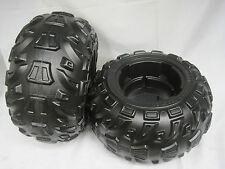 Power Wheels J5248-2359 Kawasaki Brute Force Rear Tire 2 Pieces Genuine