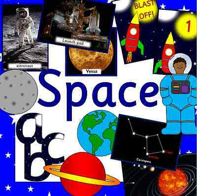 SPACE topic resource pack + Space Rocket role play TO PRINT - KS1, EYFS,  planets | eBay