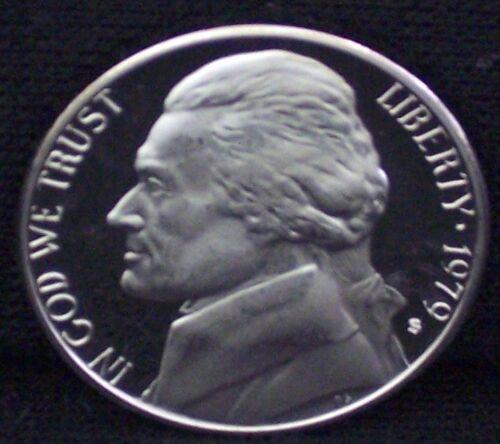1979-S Type 1 Jefferson Nickel Overstock!!!!!!!! Beautiful Proof Coin
