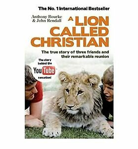ALion-Called-Christian-by-Rendall-John-Author-ON-Jul-25-2009-Paperback-Re