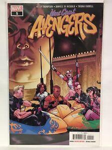 West-Coast-Avengers-Vol-3-2018-Series-5-NM-1st-Print-Marvel-Comics