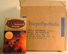Magic The Gathering Arena Softcover Book1994 New First Print  Harper Prism
