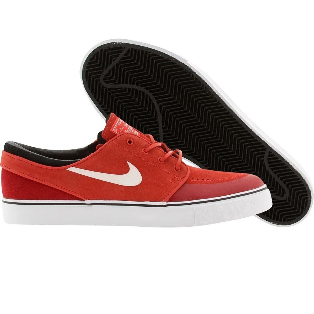 631298-616 Nike Men Zoom Stefan Janoski Premium SE (red   light crimson   white
