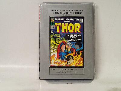 Mighty Thor Vol 3 Journey Into Mystery #111-120 Marvel Masterworks HC New Sealed