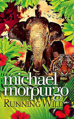 """AS NEW"" Running Wild (Collector's Edition), Morpurgo, Michael, Book"