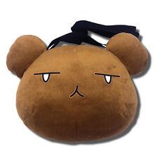 "Ouran High School Host Club Bear 12.5/"" Plush Bag Anime Manga NEW **Fast Ship**"