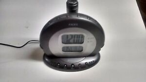 adbd86a127b Homedics SS-5000 Sound Spa Projection Alarm Clock 6 Nature Sleep ...