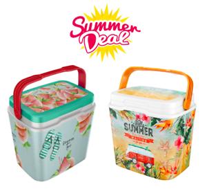 Kühlbox Kühltruhe Isolierbox Coolbox 29 Liter tragbar Sommer Reisen Picknick