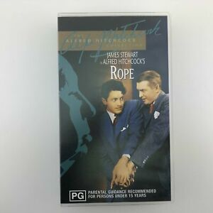 Pre-Love-Alfred-Hitchcock-039-s-Collection-039-Rope-039-James-Stewart-Farley-Granger-Vid