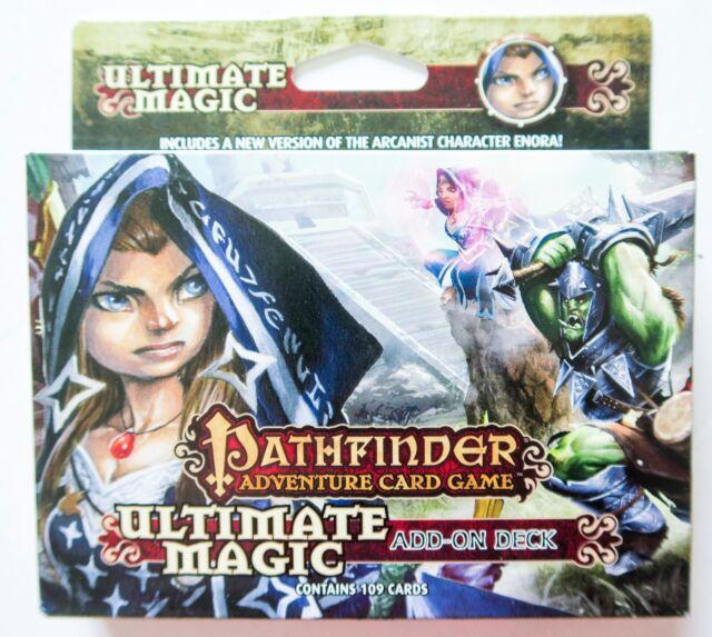Pathfinder Adventure Card Game Ultimate Magic Add-On Deck Paizo RPG