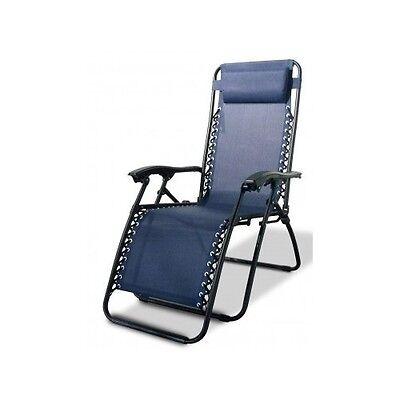 Zero Gravity Chair Blue Anti Gravity Chaise Lounge