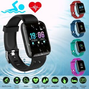 Smart-Watch-Bracelet-Heart-Rate-Blood-Fitness-Tracker-Waterproof-For-Android-IOS