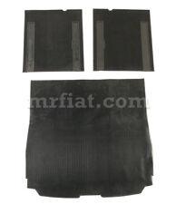 Fiat 1200-1500 Spider/1600 Osca OEM Rubber Floor Mats