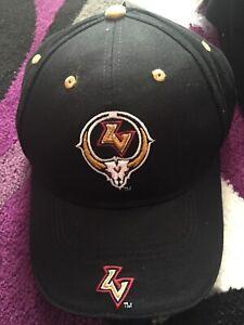 XFL-Las-Vegas-Outlaws-Vintage-Adjustable-Strap-Hat-Cap-Drew-Pearson