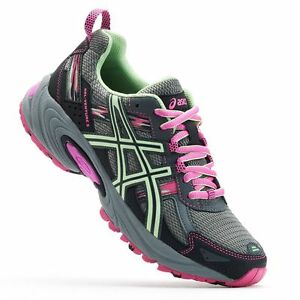SaleNib Women's Trail Running Flash Venture® Shoes Gel 5 B Asics LMpqzVjGSU