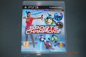 Sports-Champions-ps3-Playstation-3-bewegen-Kostenlose-UK-Versand