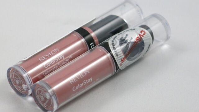 New Revlon ColorStay Ultimate Suede™ Lipstick-099 Influencer