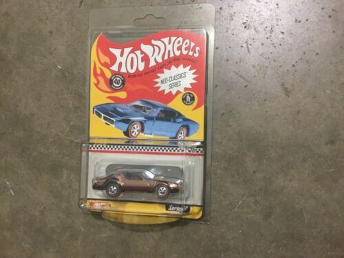 Hot Wheels Neo Classics Series Hot Bird FREE shipping!