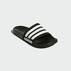 592c42ae7 Adidas Men s Adilette Shower Cloudfoam Slides Sandals Flip Flops All ...