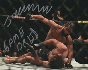 Jorge-Masvidal-Autographed-Signed-8x10-Photo-UFC-REPRINT