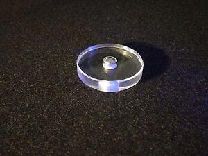 Centrador-adaptador-discos-de-vinilo-45rpm-liso-en-Acrilico